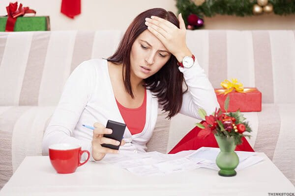 What you should do with a Christmas financial hangover